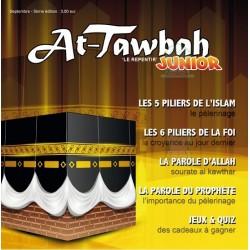 Magazine At-Tawbah (Le repentir) Junior - 5ème édition