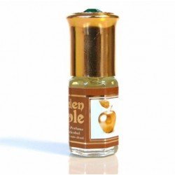"Concentrated perfume without alcohol Musc d'Or ""Golden Apple"" (3 ml) - Mixed"