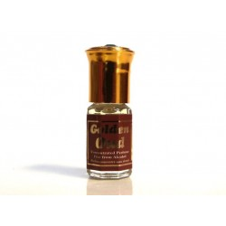 "Concentrated perfume without alcohol Musk d'Or ""Golden Oud"" (3 ml) - Mixed"