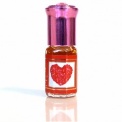 "Concentrated perfume without alcohol Musc d'Or ""Lina"" (3 ml) - For women"