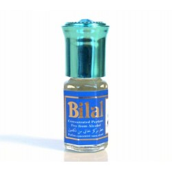"""Concentrated perfume without alcohol Musc d'Or """"Bilal"""" (3 ml) - For men"""