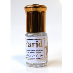 """Concentrated perfume without alcohol Musc d'Or """"Farid"""" (3 ml) - For men"""