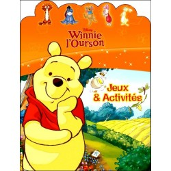 Jeux et activités : Winnie l'Ourson