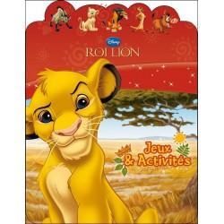 Jeux et activités : Le Roi Lion