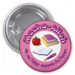 Masha-Allah badge: You learned your lesson well (Rose)