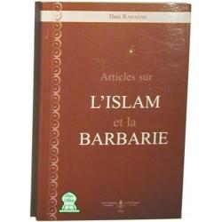 Articles sur l'Islam et la barbarie