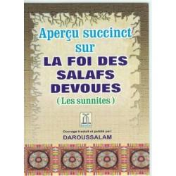 Aperçu succinct sur la foi des Salafs Dévoués (Sunnites)