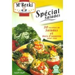 Spécial salades (français - arabe)