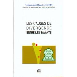 Les causes de la divergence entre les savants