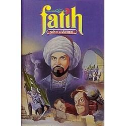 Sultan Muhammed Al Fatih (the conqueror) - Cartoon in literary Arabic language