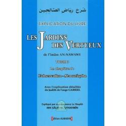 Explication du livre Les jardins des vertueux (Tome 3)