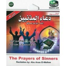 The invocation of the repentant by Abu Anas El-Malkee - دعاء المذنبين بصوت أبو أنس المالكي