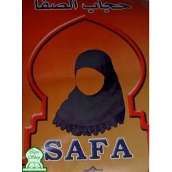 Hijab pour fillettes (Foulard) noir
