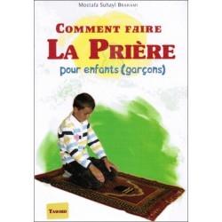 Comment faire la Prière pour enfants (garçon)
