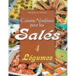 Cuisine Noufissa pour les salés - (4) Légumes