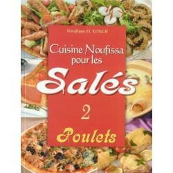 Cuisine Noufissa pour les salés - (2) Poulets