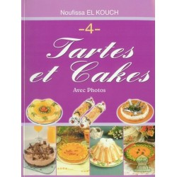 Noufissa El Kouch (N° 4) : Tartes et Cakes