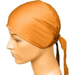 Light brown cotton beanie
