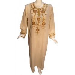 Honey colored Leyla dress (Size XL)
