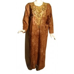 Firdaws leather color dress (Standard size)