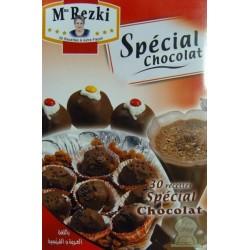 Spécial chocolat (30 recettes à notre façon)