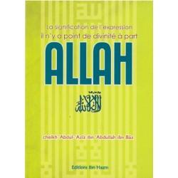 """La signification de l'expression """"Il n'y a point de divinité à part Allah"""" - بيان معنى..."""