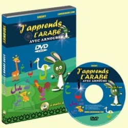 DVD I learn Arabic with Arnoube
