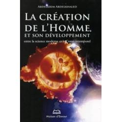 La création de l'homme et son développement