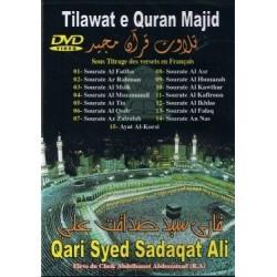 Holy Quran: Tilawat Quran majid by Sayed Sadaqat Ali