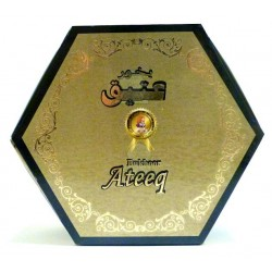 "Box of incense bakhour ""Ateeq"" - بخور عتيق"