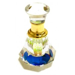 "Concentrated perfume without alcohol Musc d'Or ""Houda"" - Crystal bottle - For women"