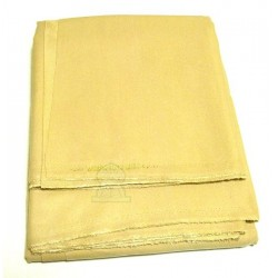Coupon M'lifa Blin Blin (3 meters) - Cashmere Touch - Mlifa fabric in Beige color