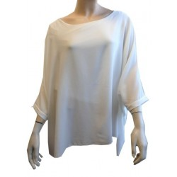 White colored tunic for women - Standard size