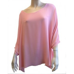 Pink tunic for women - Standard size
