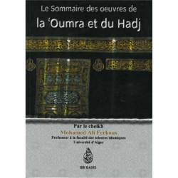 Le sommaire des oeuvres de la 'Oumra et du Hadj