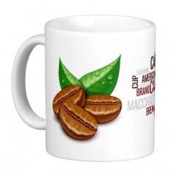 Morning coffee mug (cappuccino - espresso - mocha - qahwa hlib ...)