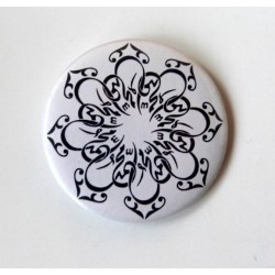 "Badge ""Mohammed"" (saw) - محمّد"