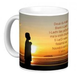Morning Dou'a mug for protection