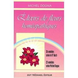 Elixirs de fleurs homéopathiques