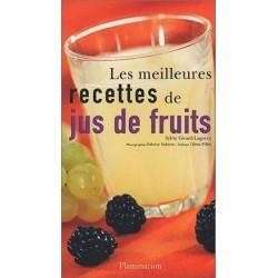 Les meilleures recettes de jus de fruits