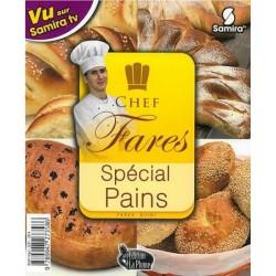 Chef Fares - Spécial Pains - شيف فارس - خاص بالخبز