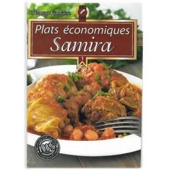 Plats économique Samira (31 recettes en langue française)