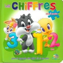 Les chiffres - Joue et apprends avec Bébé Titi et ses amis