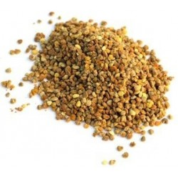 Flower pollen: Stimulant and generator of well-being - (Bee pollen - 30g net)