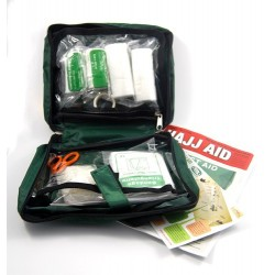 First aid medical bag for the hajj