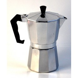 Classic Italian coffee maker (300 ml - about 6 cups)