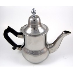 Moroccan stainless steel teapot (0.75 L)