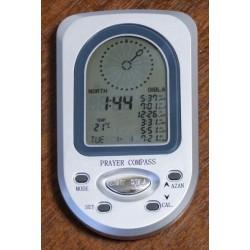 Horloge électronique de poche avec Heures des prières - Boussole digitale et Double...