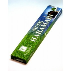 "Bakhour incense ""Musk Haramain"" in small sticks"
