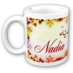 """Pack Mug (tasse) + Parfum """"Nadia"""""""